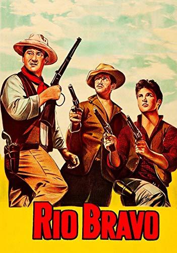 Lcyab Jigsaw 1000 Piezas Adultos Hd Rompecabezas Posters De Películas De Río Bravo Niño Multicolor Personalizar Super Guay De Madera Cumplea?Os De Vacaciones Regalo Collection