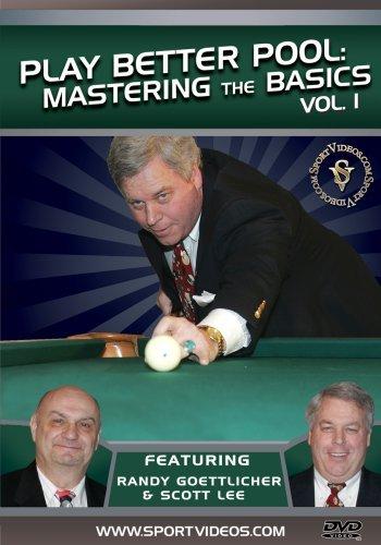 Play Better Pool: Mastering the Basics by Randy Goettlicher
