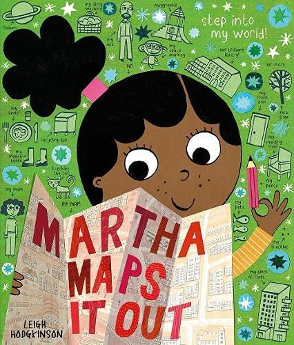 Martha Maps It Out