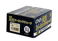 石花マーキングチョーク 青 (24本入)S15429