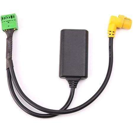 Mmi 3g Ami Bluetooth Aux Adapter Cable 12 Pin Wireless Elektronik