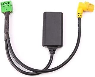 MMI 3G AMI Bluetooth AUX Adapter Kabel 12 Pin Wireless Audio Input Kabel für Audi Q5 Q7 A6L A4 A5 S5