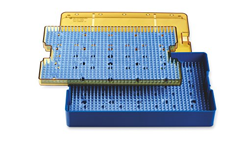 Key Surgical PST-3300SB Plastic Sterilization Tray, 10