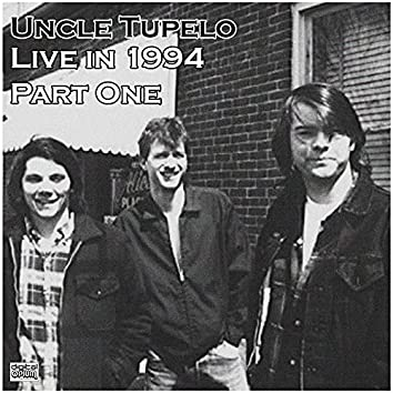 Live in 1994 Part One (Live)