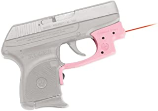 Crimson Trace LG-431 Ruger LCP Laser Guard, Pink
