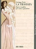 ヴェルディ: オペラ「椿姫」/リコルディ社/ピアノ・ヴォーカル・スコア