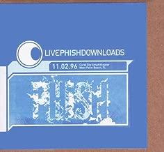 Live Phish: Coral Sky Amphitheater, West Palm Beach, FL 11/02/96