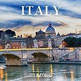 Italy 2021 Wall Calendar: Italy 2021 Calendar, 18 Months.