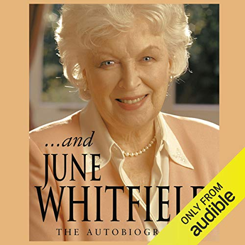 And June Whitfield audiobook cover art