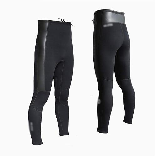 FELICIPP Pantalon de plongée Pantalon de plongée 2mm Taille Haute épaississant Super élastique
