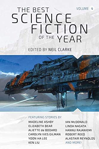 Compare Textbook Prices for The Best Science Fiction of the Year: Volume Four  ISBN 9781597809887 by Clarke, Neil