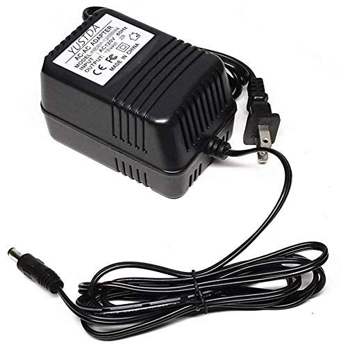 9V 2A AC/AC Adapter Replacement for Lexicon LXP-1 LXP-5 LXP1 LXP5 MPX110 MPX-110 JamMan Alex Alesis MPX110 / P3 Multi Effects Processor Digital Reverb 9VAC Power Supply Cord Battery Charger