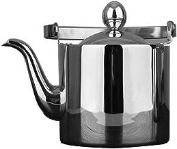 GenericBrands Czajnik lustro 304 czajniczek ze stali nierdzewnej czajniczek kwiat czajniczek z filtrem czajniczek indukcy...