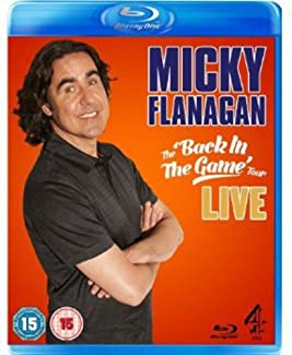 Micky Flanagan - The 'Back In The Game' Tour - Live