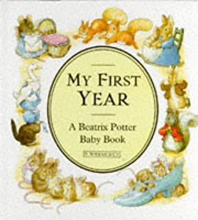 My First Year: A Beatrix Potter Baby Book (Peter Rabbit)