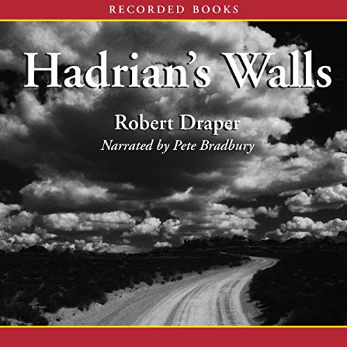 Hadrian's Walls audiobook cover art