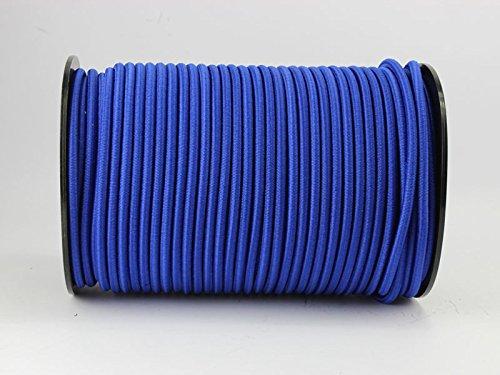 20 m Expander corda da 6 mm in gomma blu corda teloni corda elastica corda Plane collo del piede