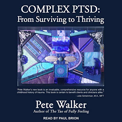 Complex PTSD audiobook cover art