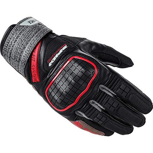Spidi X-Force Handschuhe Schwarz/Rot L