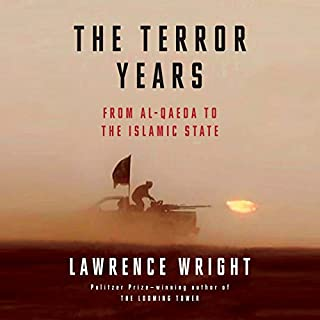The Terror Years audiobook cover art