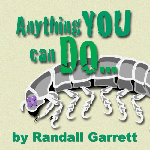 Anything You Can Do! audiobook cover art