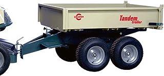 CRAMER TANDEM - Remolque basculante, capacidad: 300kg