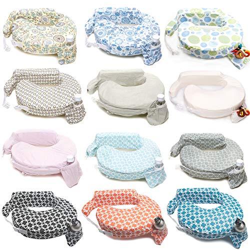 授乳クッション「日本をはじめ世界700以上の病院で愛用されている授乳クッション」マイブレストフレンド日本正規品1年保証(イブニンググレー)
