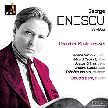 George Enescu (Chamber Music 1895-1906)