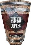 Espresso Royale Bourbon Barrel Coffee 12 Ounce Bag, Fair Trade Organic Peruvian Bourbon Barrel Coffee Beans, Medium Dark Roast Whole Bean Coffee