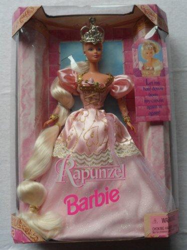 Barbie 1997 Rapunzel