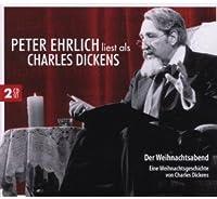 liest als Charles Dickens die Weihnachtsgeschichte