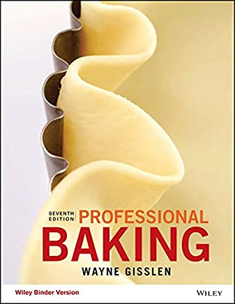 Professional Baking, Seventh Edition Binder Ready Version with WileyPlus Card Set