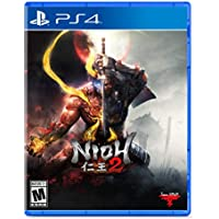 Nioh 2 Standard Edition for PlayStation 4 by Sony