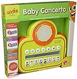 Lisciani Giochi- Carotina Baby Concerto Gioco Interattivo, Multicolore, 55791