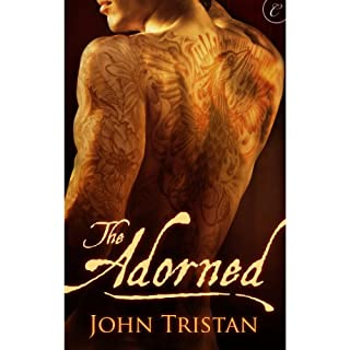The Adorned audiobook cover art
