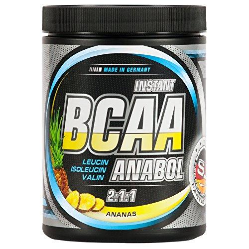 S.U. BCAA-ANABOL, 500g Pulver, Ananas