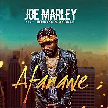Afarawe (feat. Hennykorg & Cdkah)