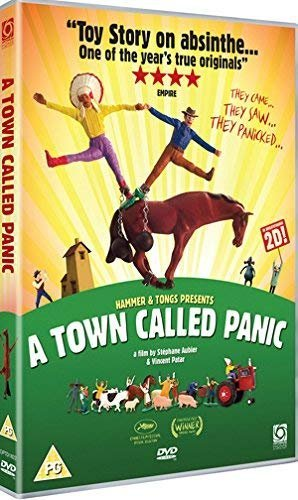 A Town Called Panic [UK Import]