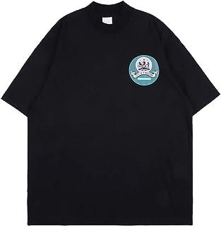 Jesus is King Tshirt Letter Logo Hip Hop Rapper Tee Shirt Cotton Short Sleeve Shirt