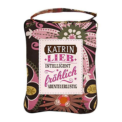 History & Heraldry Einkaufstasche Top Lady Katrin, One Size, Mehrfarbig