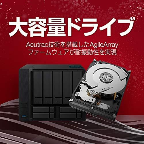 SeagateTechnology『IronWolfNASハードディスク・ドライブ(ST3000VN007)』