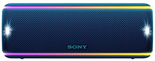 Sony SRS-XB31 Portable Wireless Bluetooth Speaker, Blue (SRSXB31/LI)