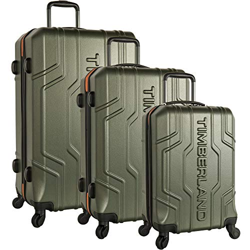 Timberland Hardside Spinner Koffer-Set, 3-teilig