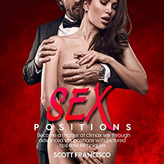 Sex Positions audiobook cover art