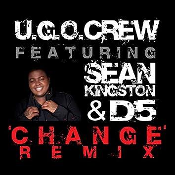 Change (feat. Sean Kingston)