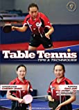 Table Tennis Tips and Techniques DVD featuring 4-time Olympian Gao Jun