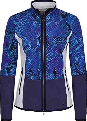 Sportalm Damen Jacke Größe 46 EU Blau (blau)