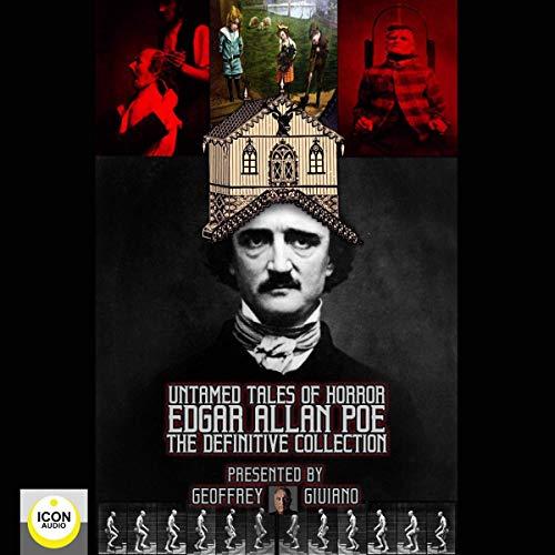 Untamed Tales of Horror; Edgar Allen Poe: The Definitive Collection Titelbild