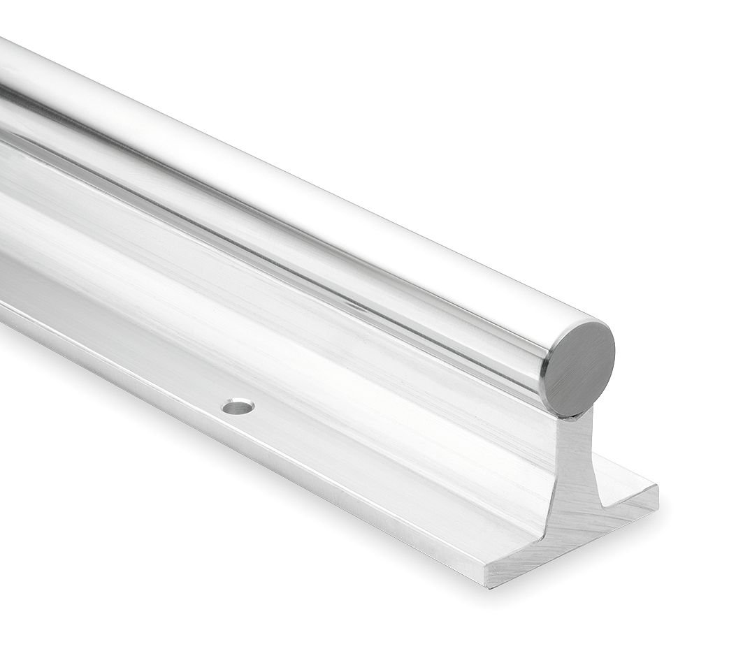 Thomson SRA24L48 Rail Assembly, Aluminum and Steel, 1.5