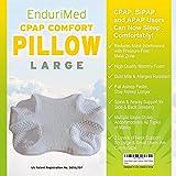 CPAP Pillow - Memory Foam Contour Design Reduces Face Mask Pressure &...